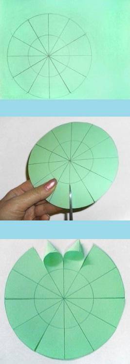Как сделать елочку из бумаги своими руками из бумаги