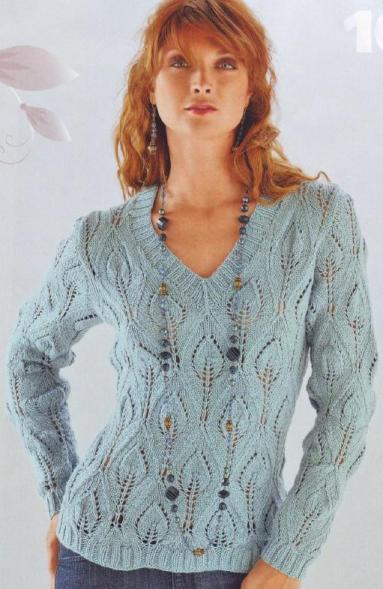 На сайте более 100 бесплатных схем вязания женских жакетов, кофт с фотографиями и описаниями, кардиганов.