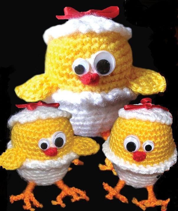 Мастер-класс по изготовлению пасхальных цыплят - очаровательного подарка своими руками на пасху.