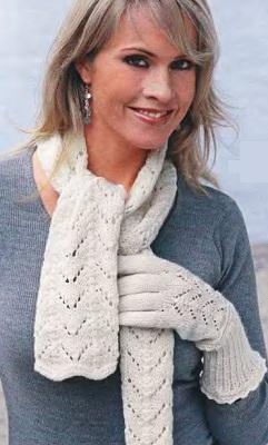 """На нашем сайте для девушек  """"Дамочка """" Вы в любое время найдете публикацию - как вязать шарф для начинающих..."""