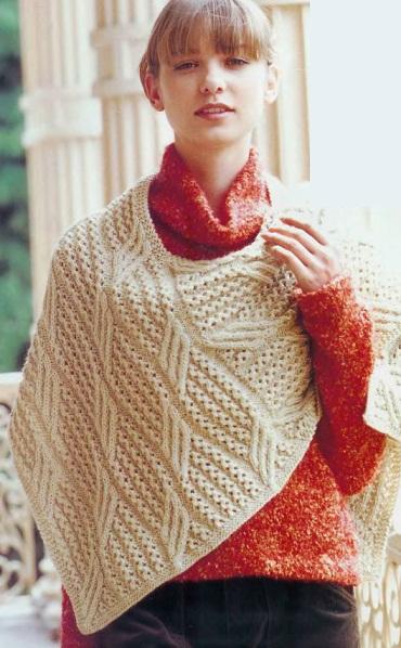 Вязание красивого пуловера - CTSTYLERU - Сайт для женщин