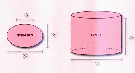 Пляжная сумка связана крючком 3.5 из 300 г гр пряжи MONDIAL NILO 5 (100% хлопок, 420 м/150 г).Схема вязания пляжной.