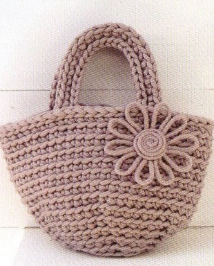 Детские сумочки крючком со схемами и описанием фото 192