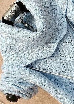 Схема узора для свитера